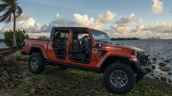 "2020 Jeep® Gladiator ""Three O Five"" Edition. (Jeep)."