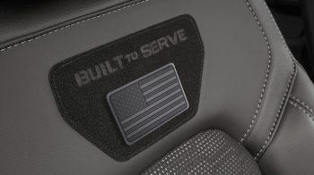 "2020 Ram 1500 Big Horn ""Built to Serve"" Edition. (Ram)."