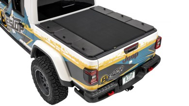 Photo of UPDATED: Tuffy Security Products Unveils Jeep® Gladiator In-Bed Storage System: