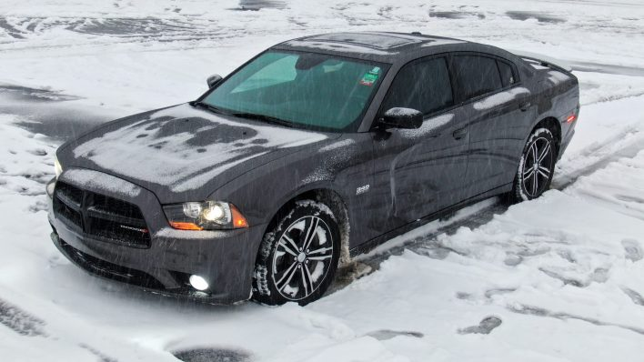 2014 Dodge Charger R/T Plus AWD Sport. (MoparInsiders).