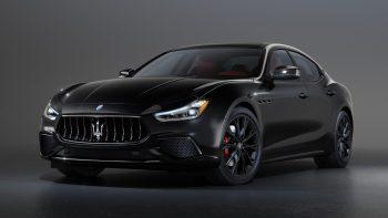 """2020 Maserati Ghibli S Q4 """"Edizione Ribelle"""". (Maserati)."""