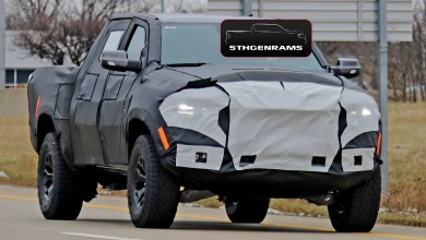 Photo of Ram Takes Aim Directly At Ford With New Rebel TRX Pickup: