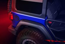 Photo of Mopar To Release Limited Edition Jeep® Performance Parts Vehicle In Chicago: