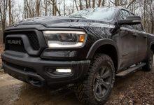 Photo of We Get Behind The Wheel Of The New 2020 Ram 1500 Rebel Black EcoDiesel: