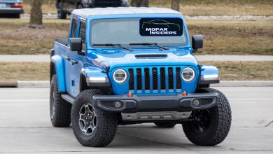 Photo of 2020 Jeep® Gladiator Mojave Shows Its Toughness On The Street: