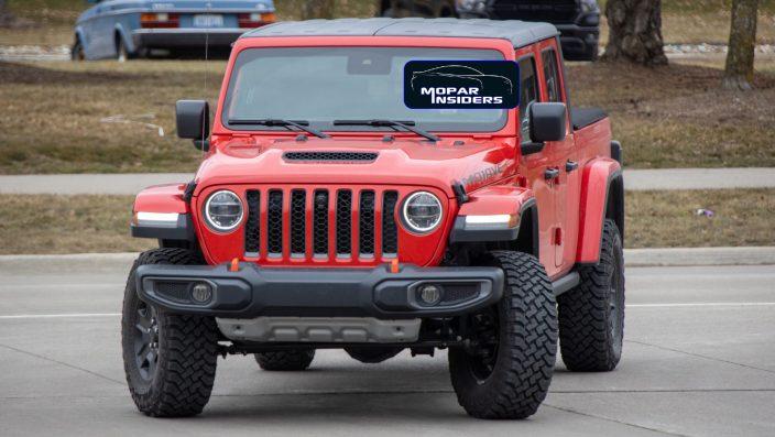 2020 Jeep® Gladiator Mojave. (MoparInsiders).