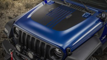 Limited-Edition 2020 Jeep® Wrangler JPP 20. (Mopar).
