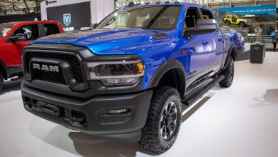 Photo of 2020 Ram 2500 Power Wagon In Hydro Blue, Looks Simply Amazing: