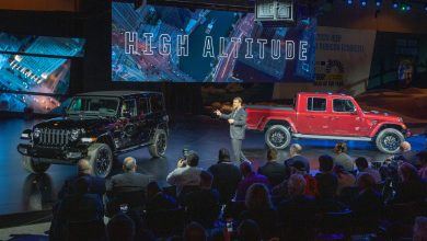 Photo of Jeep® Introduces Wrangler & Gladiator High Altitude Premium Models: