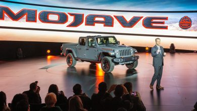 Photo of Meet The 2020 Jeep® Gladiator Mojave – The First Ever Desert Rated Jeep: