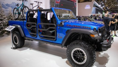 Photo of Mopar Rolls Out Another New Mopar-Modified 2020 Jeep® Gladiator For Canada: