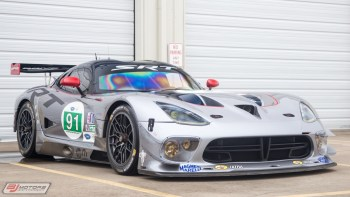#91 2013 Dodge Viper GTS-R GT Race Car. (BJ Motors).