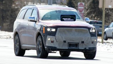 Photo of CAUGHT: 2021 Dodge Durango Citadel AWD On The Street: