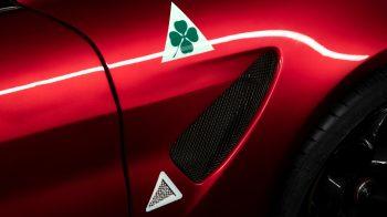 2020 Alfa Romeo Giulia GTAm. (Alfa Romeo).