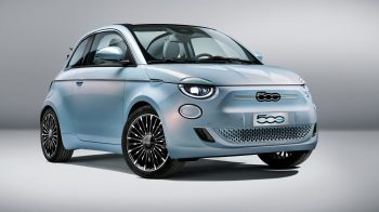 "The New Fiat 500 ""la Prima"" Launch Edition. (FIAT)."