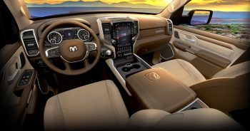 2020 Ram 1500 Laramie Southwest Edition Interior (Ram)