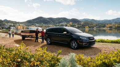 Photo of 2021 Chrysler Pacifica Named Best New Family Car By Good Housekeeping: