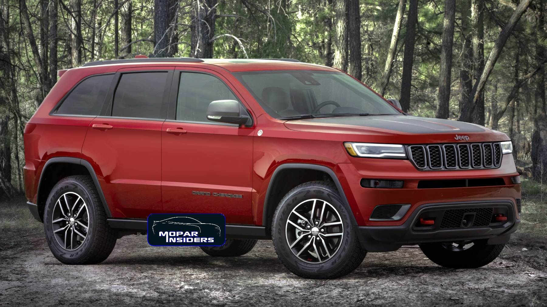 UPDATE: What We Know About The 4 Jeep® Grand Cherokee
