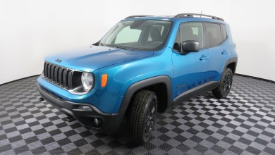 Photo of The Jeep® Renegade Upland Returns For 2020 Model Year: