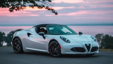 Photo of Alfa's Seductive 4C Spider Returns For 2020: