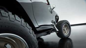 Jeep® Quicksand Concept. (Jeep).