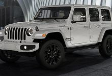Photo of The Luxury-Oriented Jeep® Wrangler Unlimited High Altitude Returns For 2021: