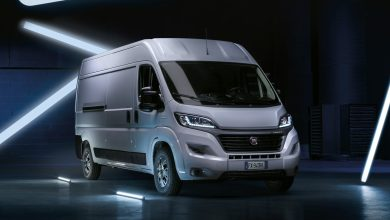 Photo of Fiat Professional Introduces Its All-Electric Fiat E-Ducato Van:
