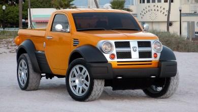 Photo of Inside Design: 2002 Dodge M80 Concept Pickup: