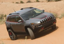 Photo of Inside Design: 2014 Jeep® Cherokee Dakar Concept: