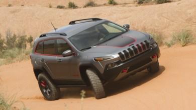 Photo of Inside Design: 2014 Jeep® Cherokee Dakar Concept: