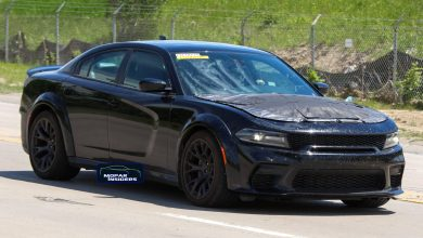 Photo of Dodge Charger SRT Hellcat Redeye Widebody Starting Production In November?