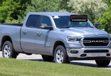 Photo of CAUGHT: 2021 Ram 1500 Lone Star Crew Cab 4×4 Off-Road: