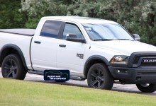 Photo of CAUGHT: 2021 Ram 1500 Classic Warlock Crew Cab 4×4: