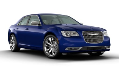 "Photo of Chrysler Adds More ""Bling"" To Its 300 Touring-L With New Package:"