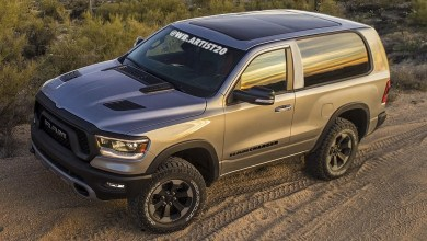 Photo of RamCharger Design Shows Us How Awesome A Ram SUV Could Be!