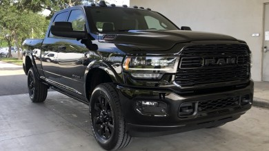 Photo of 2020 Ram Heavy Duty Limited Black Models Arrive In Dealer Showrooms:
