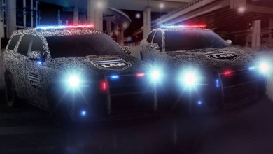 Photo of Dodge Law Teases Upcoming 2021 Charger & Durango Pursuit Models: