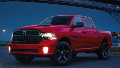 Photo of Ram Continues To Conquer Canada Pickup Buyers With Express Night Edition:
