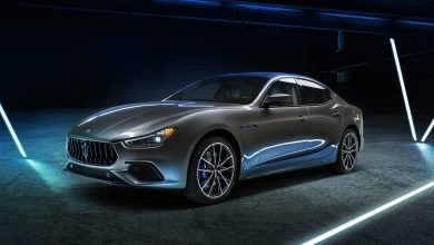 Photo of Maserati Unveils Its New 330 Horsepower Ghibli Hybrid Sedan: