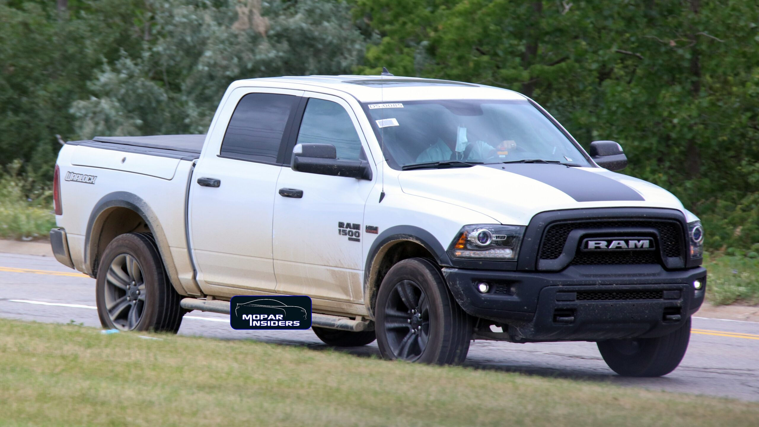 CAUGHT: Production Ready 2021 Ram 1500 Classic Warlock ...