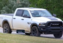 Photo of CAUGHT: Production Ready 2021 Ram 1500 Classic Warlock: