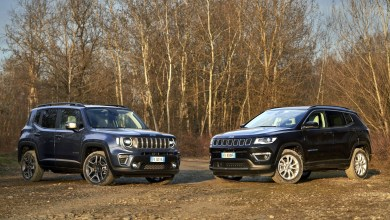 Photo of Jeep® Opens Up Ordering For Renegade & Compass 4xe Models: