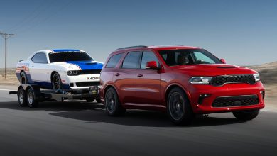 Photo of How Much Can The 2021 Dodge Durango Lineup Tow?