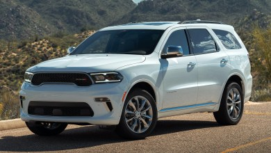 Photo of Dodge's Premium Durango Citadel Model Returns For 2021: