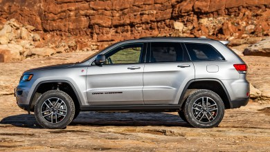 Photo of Jeep® Grand Cherokee (WK2) Returns For 2021 Model Year: