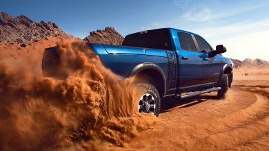 Photo of Ram 2500 Power Wagon Launch Edition Arrives In Middle-East: