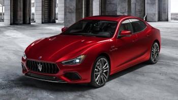 2021 Maserati Ghibli Trofeo. (Maserati).