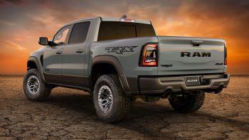 2021 Ram 1500 TRX Launch Edition. (Ram).