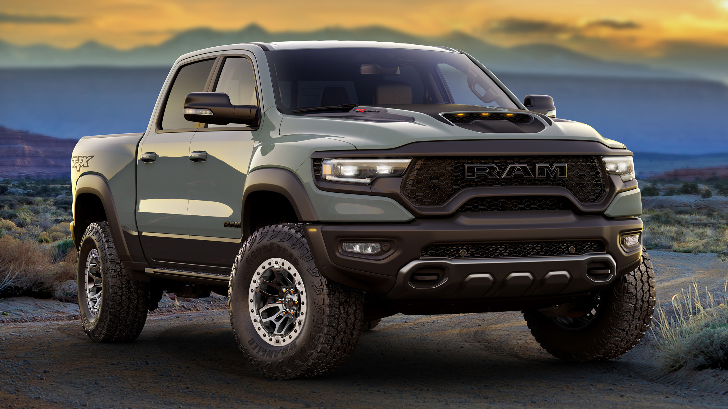 SOLD OUT: 2021 Ram 1500 TRX Launch Edition For The U.S ...