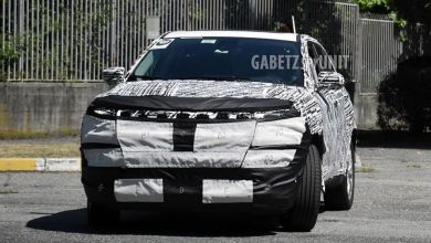 Photo of CAUGHT: 2022 Jeep® Compass Prototype Reveals More Details: